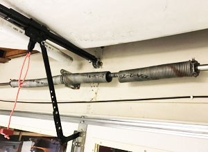 Garage door spring repair Manchester